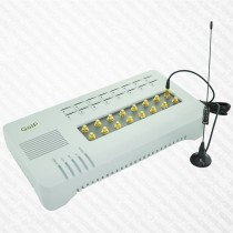 GOIP 16 portas GSM Gateway Asterisk