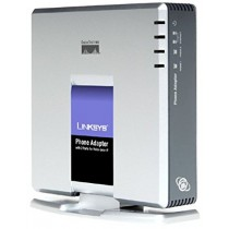 Linksys | Cisco | Adaptador Ata | Pap2-na | Voip | 2 Portas