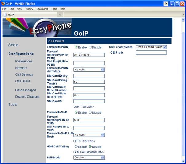 Como configurar um GOIP com Elastix